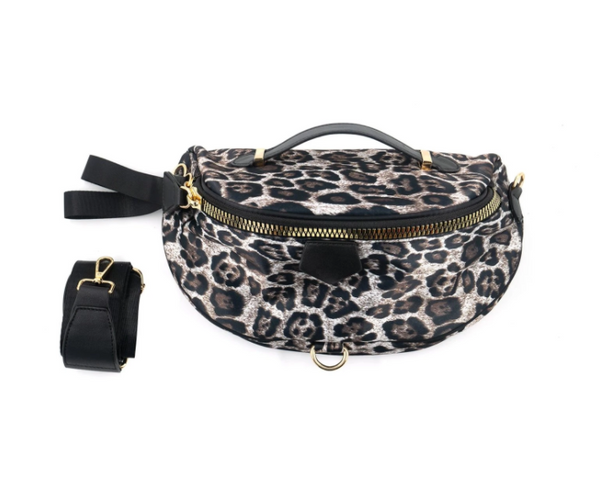 One Zipper Belt Bag