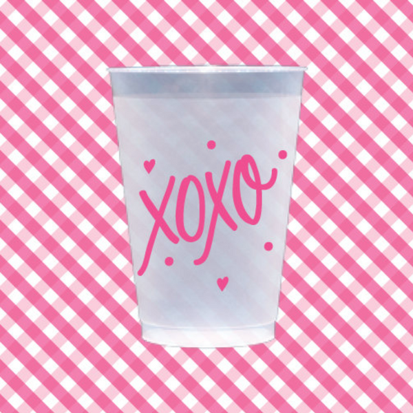 Valentine's Day Frost Flex Cups