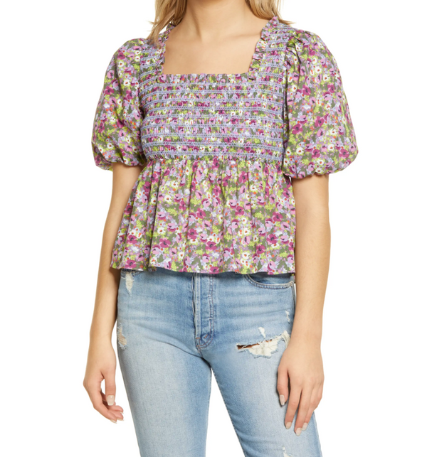 Sweet Caroline Blouse