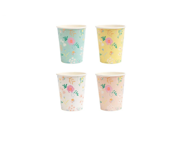 Wildflower Cups