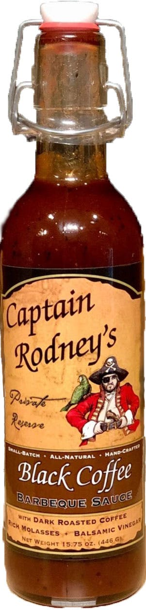 Captain Rodneys Sauces