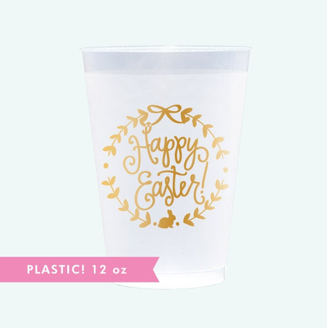 Natalie Chang Easter Frost Flex Cups
