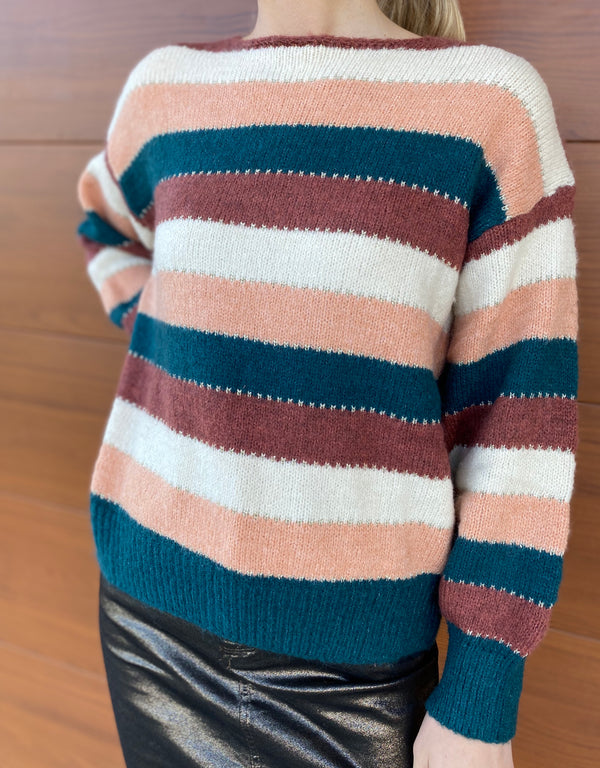 Earthtone Sweater