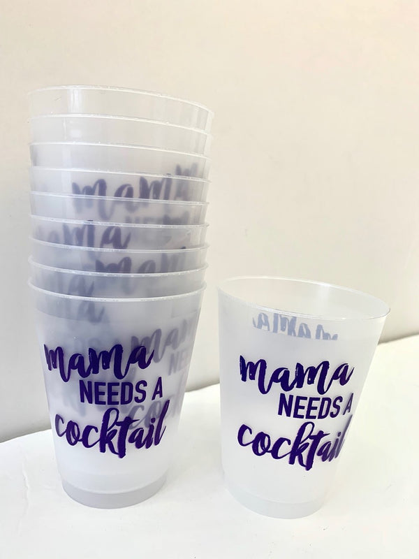 Frost Flex Cups