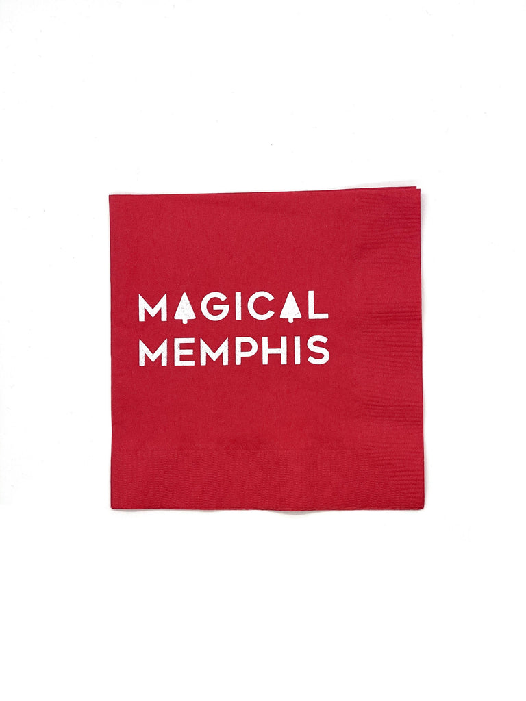 Magical Memphis Napkins
