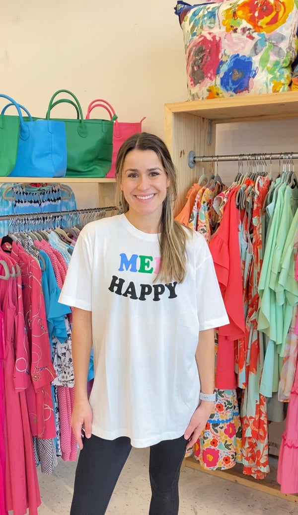 Memhappy Multi Tee