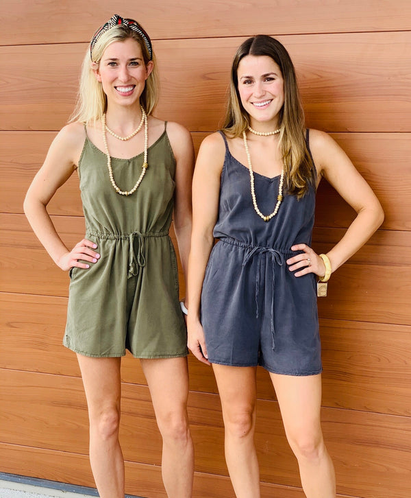 Throw and Go Romper