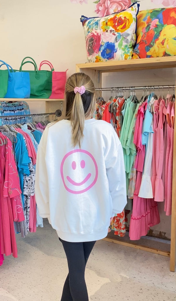 Memhappy Multi Crewneck Sweatshirt