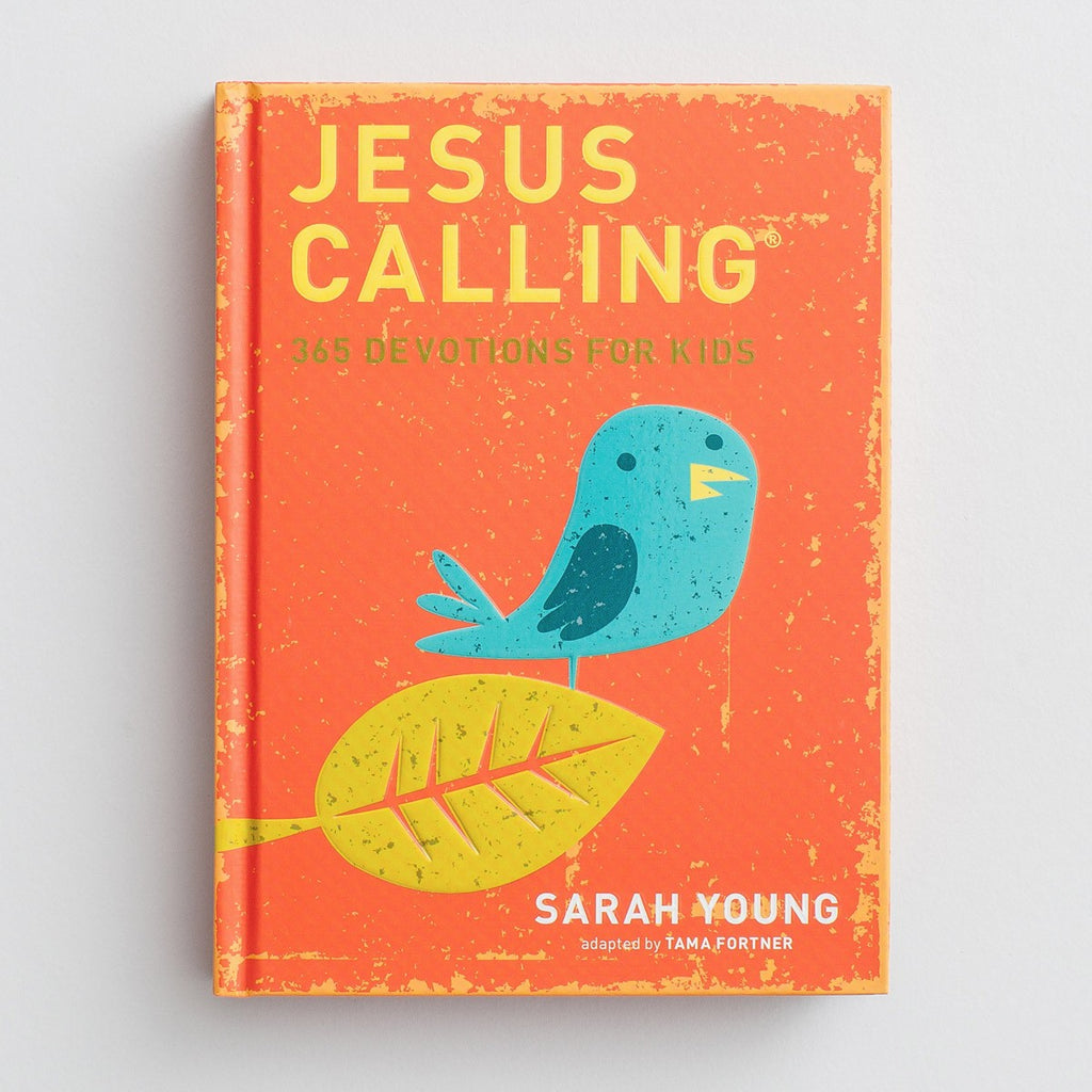 Jesus Calling Devotional for Kids and Family