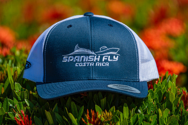 The Fly Boats™ of Costa Rica TRUCKER Hat