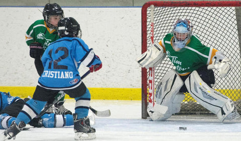 Ancaster Minor Hockey - Cristiano