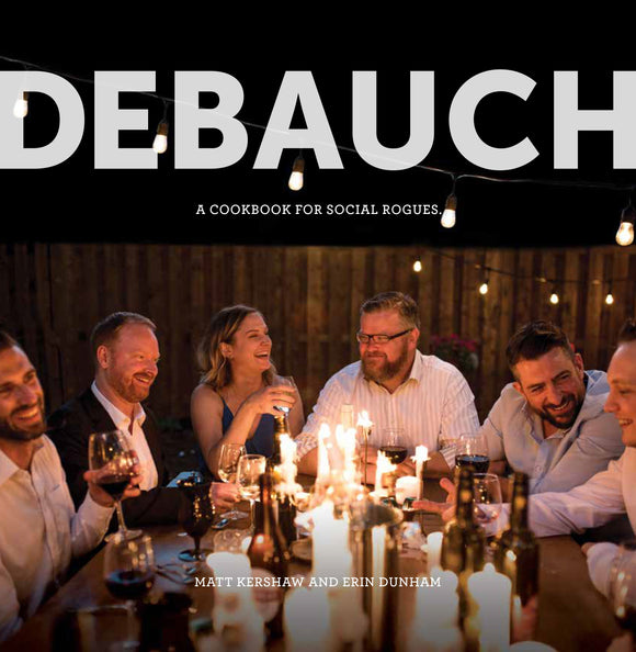 Debauch - A Cookbook for Social Rogues