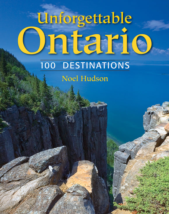 Ontario travel, recreation, exploring, road trip