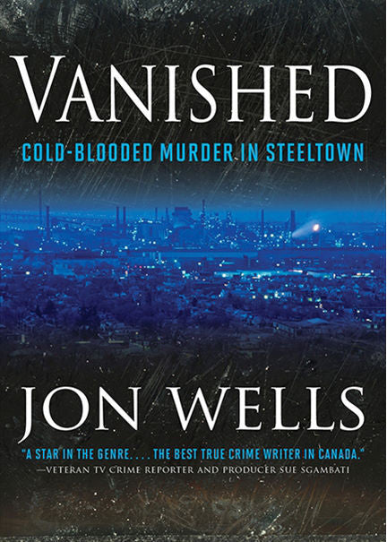 Image of Vanished book cover