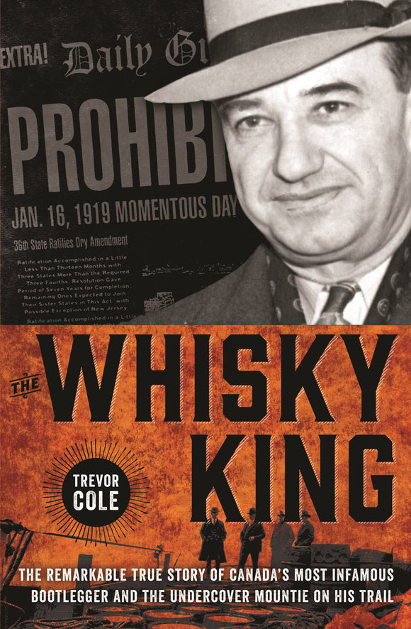 Whisky King - Paperback