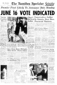 Front Page May 3, 1974