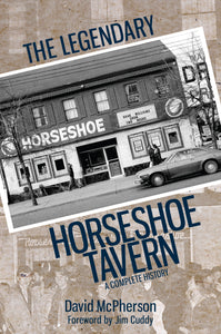Horseshoe tavern, Toronto, historical, music