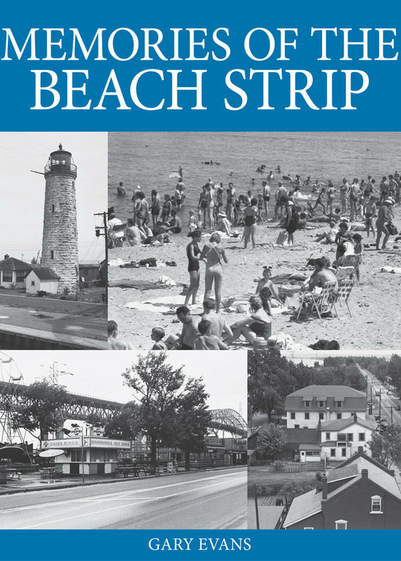 Image of Memories of the Beach Strip book cover