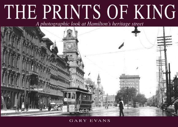 Image of The Prints of King book cover