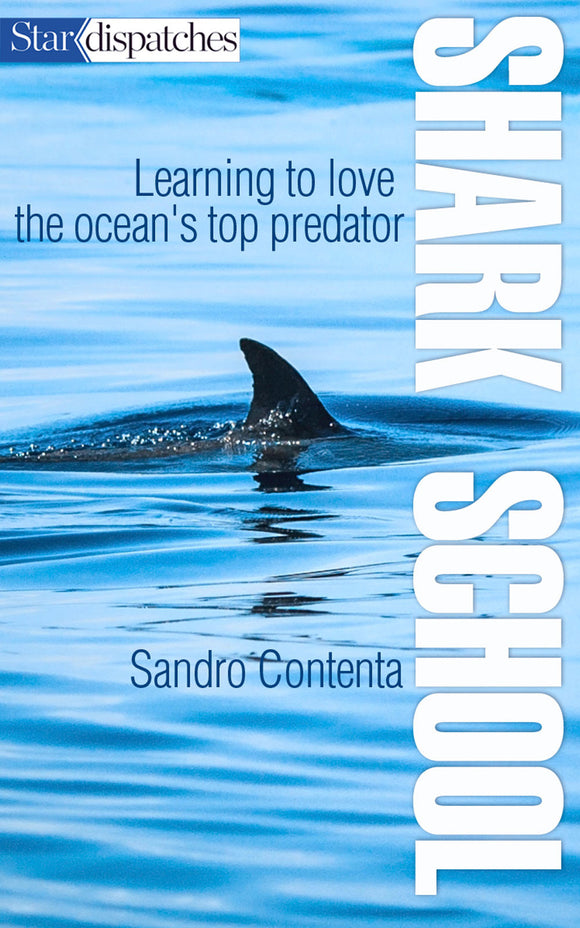 Image of Shark School book cover