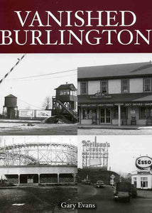 Image of Vanished Burlington book cover