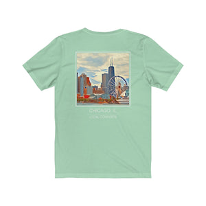 Chicago, Illinois (Navy Pier) T-Shirt