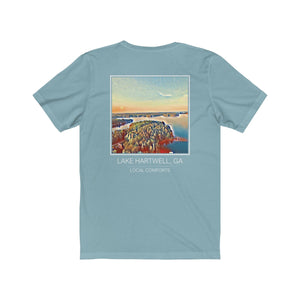 Lake Hartwell, Georgia T-Shirt