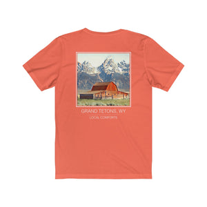 Grand Tetons, Wyoming T-Shirt