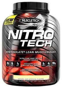 Nitro Tech Performance