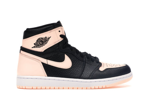 Jordan 1 Retro High OG Black Crimson Tint