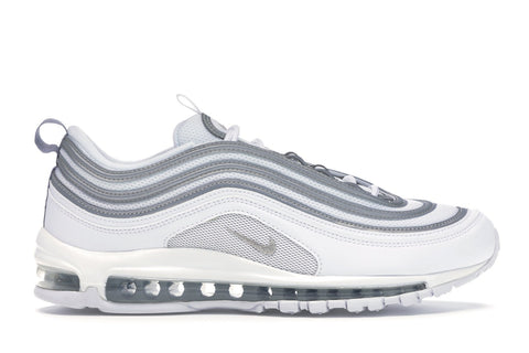 Air Max 97 White Reflect Silver