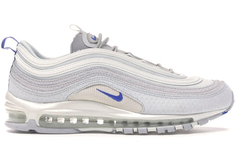 Air Max 97 Pure Platinum Racer Blue