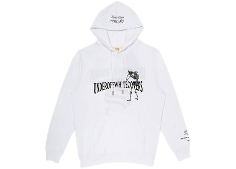 OFF-WHITE Undercover Skeleton RVRS Hoodie White/Multicolor