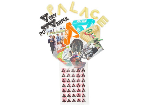 Palace Sticker Pack Multi Summer 19