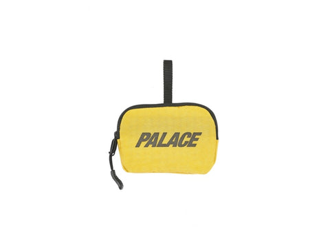 Palace Flip Stash Wallet Yellow