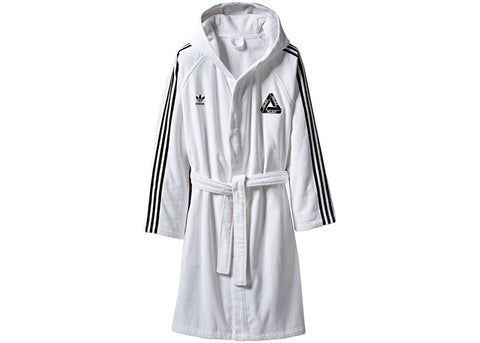Palace x Adidas Originals Bathrobe Bathrobe White/Black