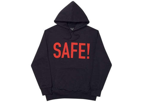 Palace Safe T Hood Black