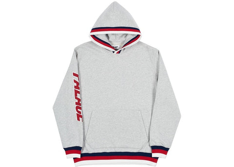 Palace Split Handle Hood Grey Marl