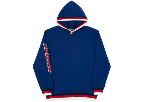 Palace Split Handle Hood Blue