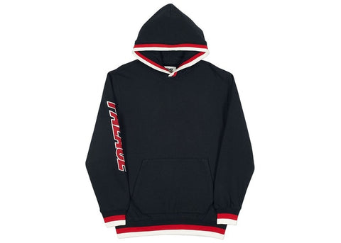 Palace Split Handle Hood Black