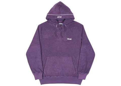 Palace Pipe Up Hood Grape