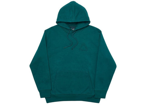 Palace De Boss P3 Hood Dark Green