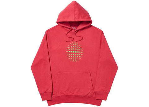 Palace Sphere Hood Dark Red