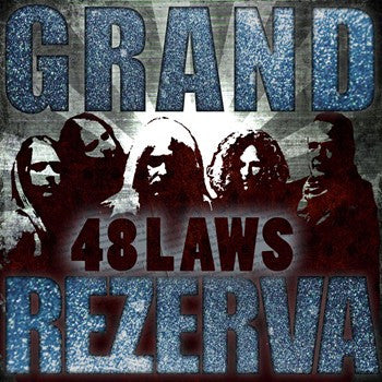 Grand Rezerva '48 Laws' - Digipak