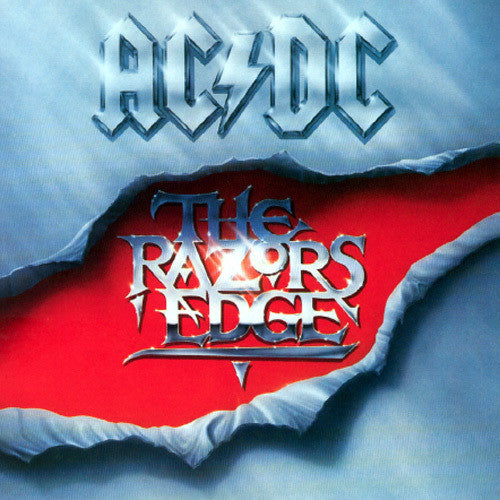 AC/DC 'The Razors Edge' Used CD