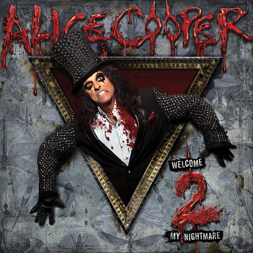 Alice Cooper 'Welcome 2 My Nightmare' Used CD
