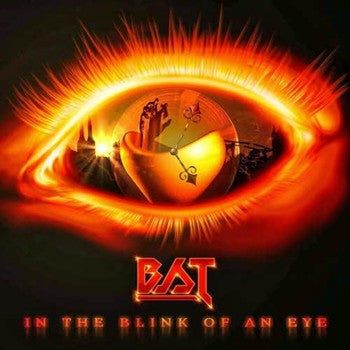 BST 'In The Blink Of An Eye' - Digipak