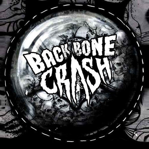 Backbone Crash 'Backbone Crash' - Digipak