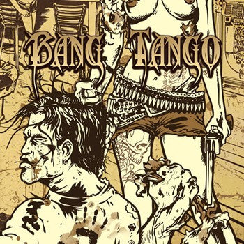 Bang Tango 'Pistol Whipped In The Bible Belt'