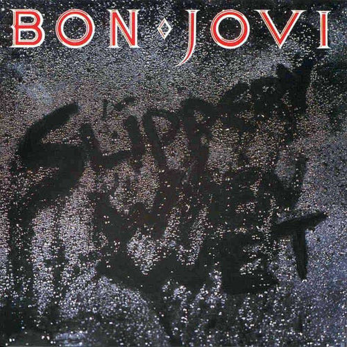 Bon Jovi 'Slippery When Wet' Used CD